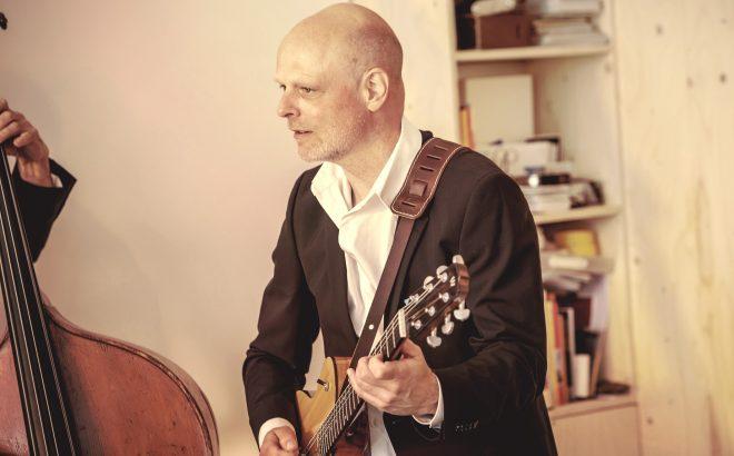 Jazztrio met gitaar